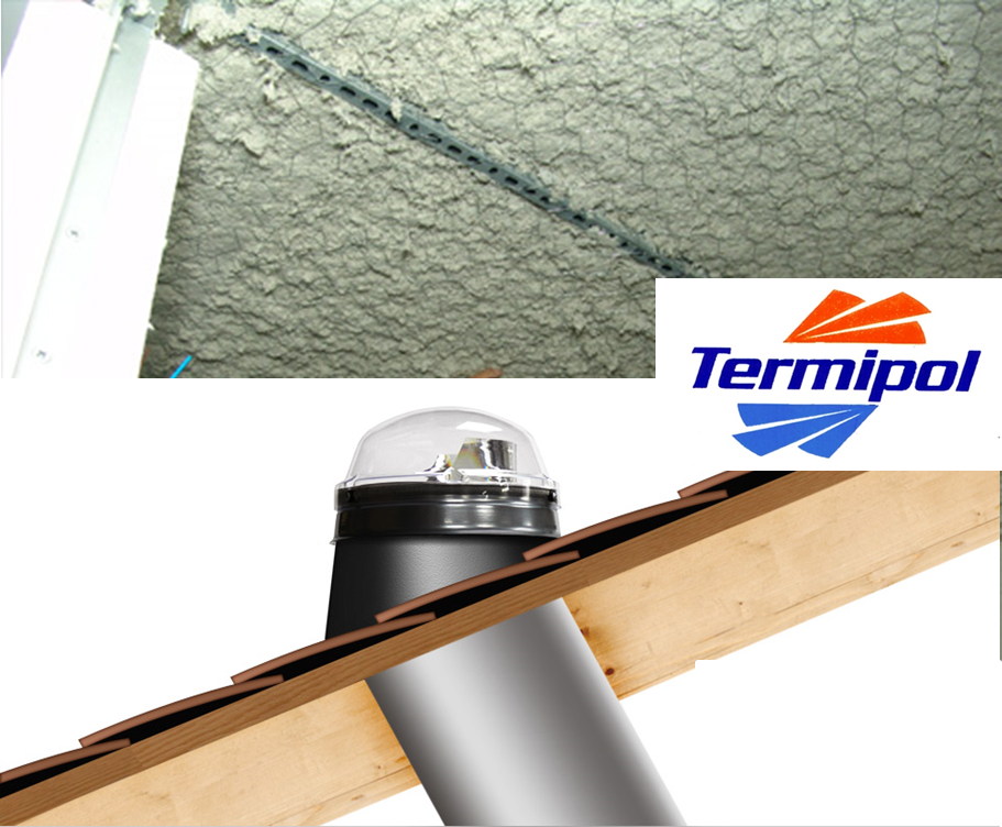 Termipol I Daylighting and thermal insulation
