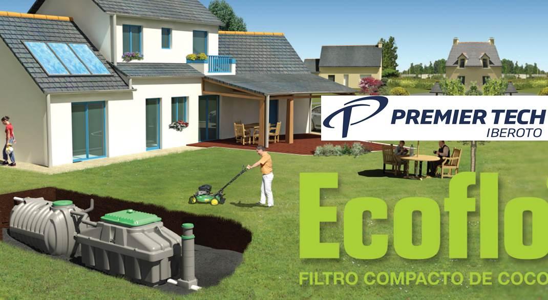 Premier Tech | Reutilização e tratamento de água