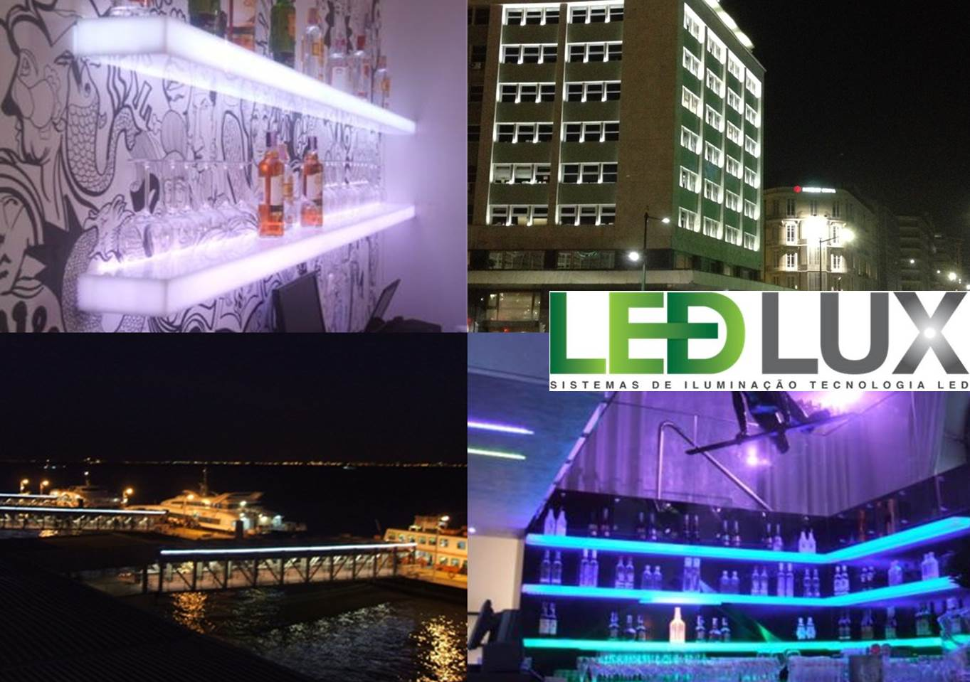 LEDLUX I EFICIENCIA ENERGÉTICA EN ILUMINACIÓN