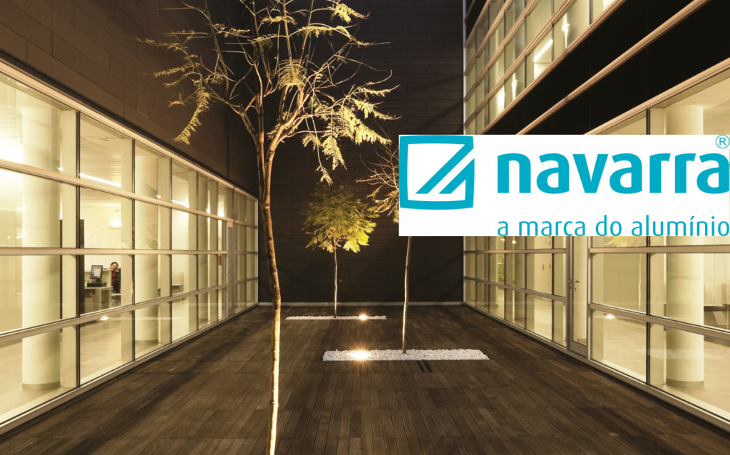 NAVARRA | ALUMINUM SYSTEMS FOR ARCHITECTURE
