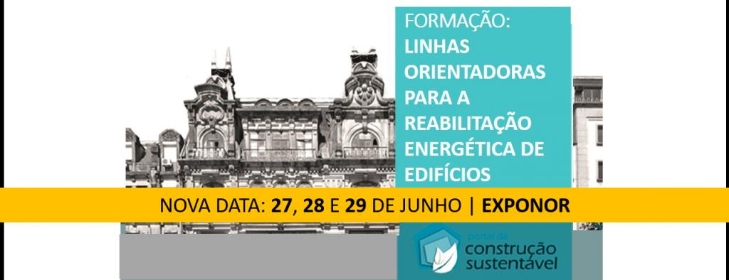 LINHAS ORIENTADORES PARA A REABILITAÇÃO ENERGÉTICA DE EDIFÍCIOS