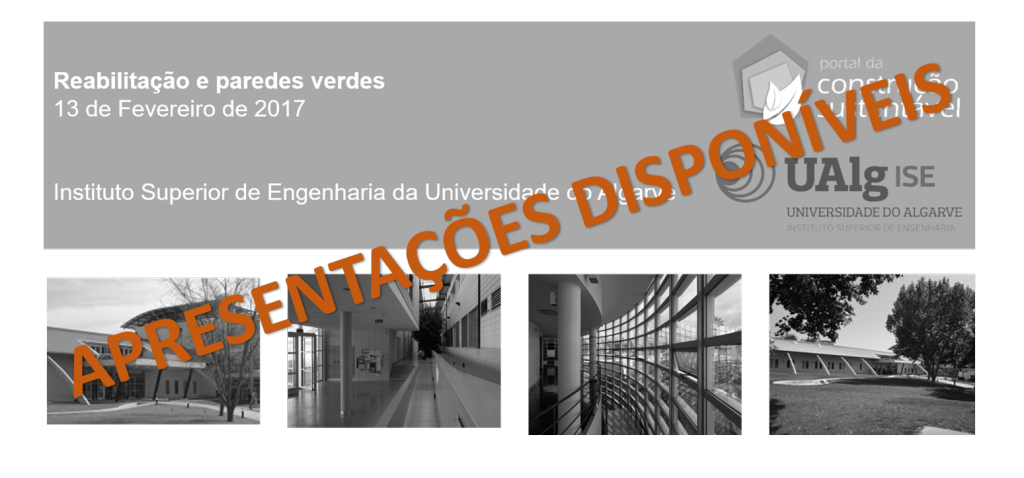 AULA ABERTA | UNIVERSIDADE DO ALGARVE | APRESENTAÇOES DISPONÍVEIS