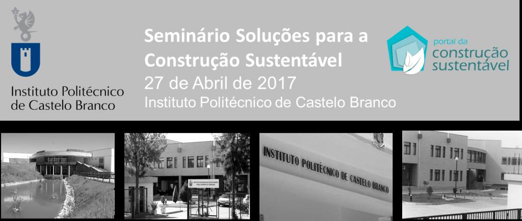 APRESENTAÇÕES DISPONÍVEIS | AULA ABERTA | SOLUÇÕES EFICIENTES PARA A CONSTRUÇÃO | IPCB