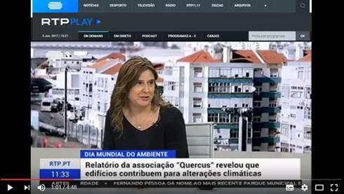 Quercus anuncia sete medidas para a diminuição do impacte ambiental do setor da construção