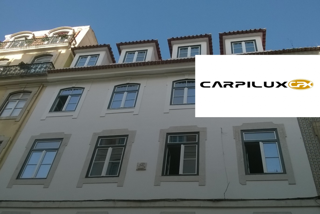 CARPILUX | NATURAL WOOD FRAMES
